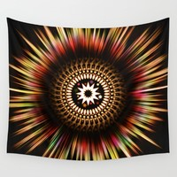 Supernova Wall Tapestry by Inspired Images