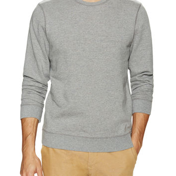 Life After Denim Men's Motley Crewneck Sweater - Grey -
