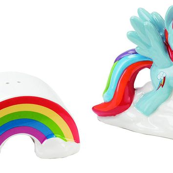 My Little Pony Salt and Pepper Shaker Set