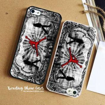 CREYUG7 Air Jordan wallpaper 40169 iPhone Case Cover for iPhone 6 6 Plus 5s 5 5c 4s 4 Case