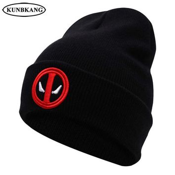 1e23e87c Deadpool Dead pool Taco 2017 Brand New Warm Winter Hat Skullies. Item Type:  Skullies & Beanies ...