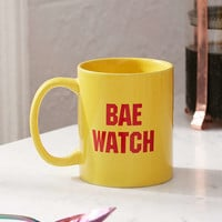 Bae Watch Mug | Urban Outfitters