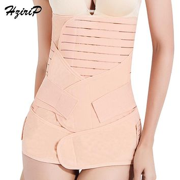 Hzirip Pregnant Women With Postpartum Abdomen Maternity Supplies Pregnant Female Cesarean Section Tied Maternity Corset Belt New
