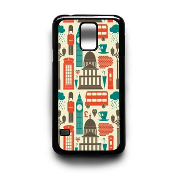 London Landmarks Samsung S5 S4 S3 Case By xavanza