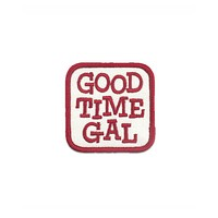 Good Time Gal Mini Patch