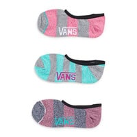 Classic Stripe Canoodles 3 Pack | Shop Womens Socks at Vans