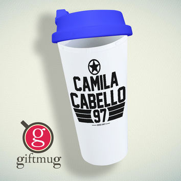 Camila Cabello, Fifth Harmony Double Wall Plastic Mug