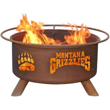 Montana Steel Fire Pit by Patina Products