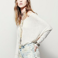 Free People Womens Lover Patched Cut Off