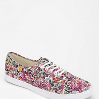 Vans Authentic Lo Pro Floral Women's Low-Top Sneaker - Urban Outfitters