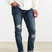 Cheap Monday Carbon Blue Tight Skinny Jean