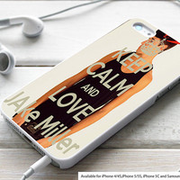 Jake Miller iphone, samsung galaxy and ipod cases