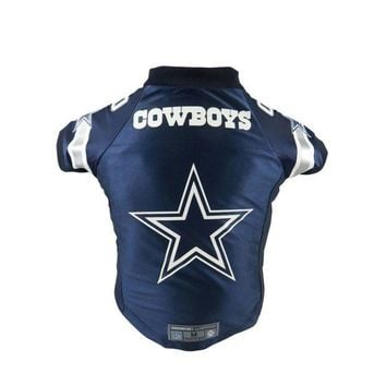 DCCKT9W Dallas Cowboys Pet Premium Jersey