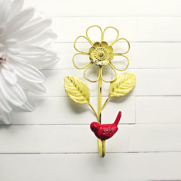 Best Flower Wall Hooks Products on Wanelo
