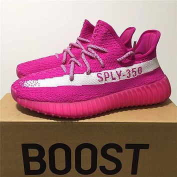 DCCK Adidas Yeezy 350 Boost V2 Pink
