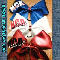 NCA nationals bow