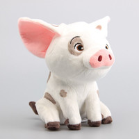 "New Arrival Movie Moana Pet Pig Pua Stuffed Animals Cute Cartoon Plush Toy Dolls 8"" 20 CM Children Gift"