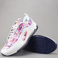Trendsetter Nike Air Max 97 Ul 17  Women Men Fashion Casual Sneakers Sport Shoes