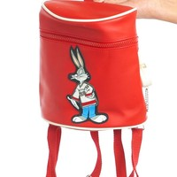 Vintage 1997 Bugs Bunny Whistle Mini Backpack