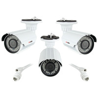 SPYCLOPS SPY-BLTW2AHD1 720p AHD Uni-Mount Varifocal Bullet Camera (White)