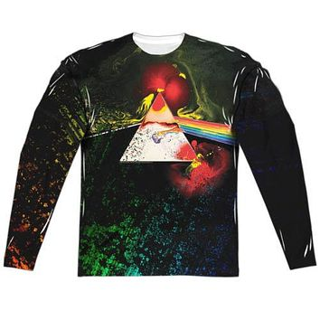 Pink Floyd Dark Side of the Moon Long Sleeve Sub Shirt