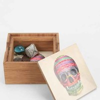 Terry Fan For DENY Skull Box - Multi One