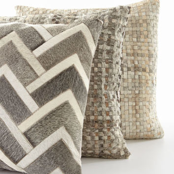 Noury Arrowhead Chevron Pillow and Matching Items