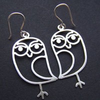 Sweet Owls earrings