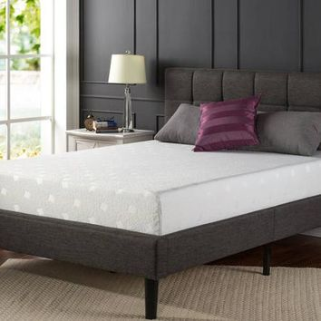 "Spa Sensations Black Label 10"" Memory Foam Mattress - Walmart.com"