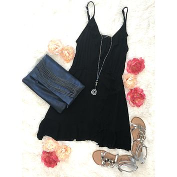 This is for Me Dress: Black