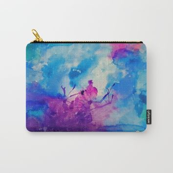 Emanate Carry-All Pouch by DuckyB
