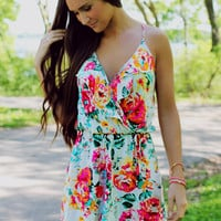Blossoming Beauty Romper