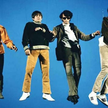 The Monkees Group Portrait Poster 11x17