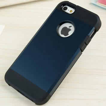 Tough Shell Armor Case for Apple iPhone5 5s