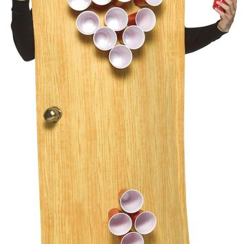 Beer Pong Costume for Halloween