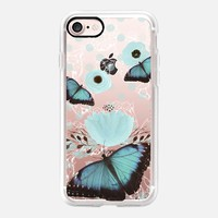 B Butterfly iPhone 7 Capa by Li Zamperini Art | Casetify