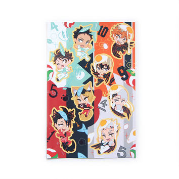 Haikyuu!! Friends Stickers