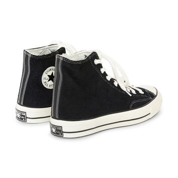 Converse Chuck Taylor All Star '70 Suede Hi Black