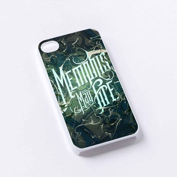 Memphis May Fire iPhone 4/4S, 5/5S, 5C,6,6plus,and Samsung s3,s4,s5,s6