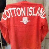 Spirit Jersey: Welcome to Cotton Island!