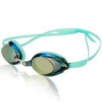 Sporti Antifog S3 Metallic Goggle at SwimOutlet.com