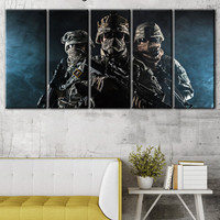 Military Soldiers, military in the form, soldiers art form, soldiers canvas, soldiers picture, three soldiers, army job canvas, picture