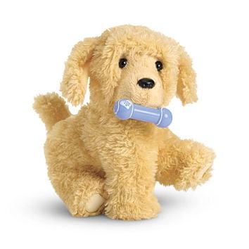 American Girl® Accessories: Apricot Poodle Puppy