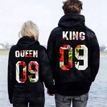DCKL9 Pullover Hoodies Winter Long Sleeve Couple Hats [52175044634]