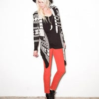 Open-Front Southwestern Cardigan | FOREVER 21 - 2051315400