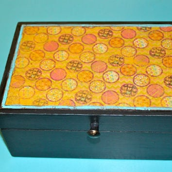 Decorative Box by AquaXpressions on Etsy