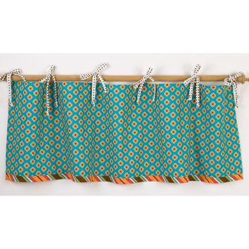 Cotton Tale Gypsy Curtain Valance