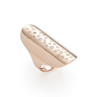 Drizzle Rose Gold Ring