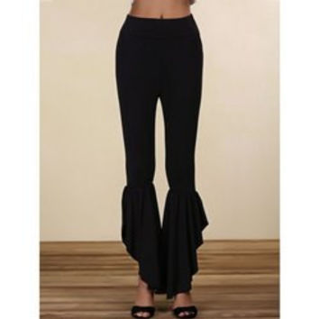 Women's Stylish Braided Mermaid Pants