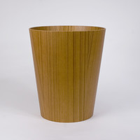 Canoe: Molded Ply Wastebasket